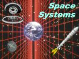 space systems, project descriptions, VRML models, Earth launch system, low Earth orbit operations, Lunar base, space colony, solar power satellites, design theory, engineering department, construction department, operations department